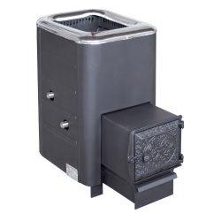 Печь банная Березка 15 с теплообменником (левый)