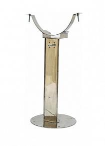 Кронштейн стеновой, телескопический 40-75 (УМК) - 100