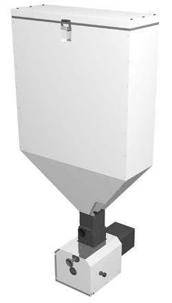 Пеллетная горелка Pelletron 15 кВт 34 кг