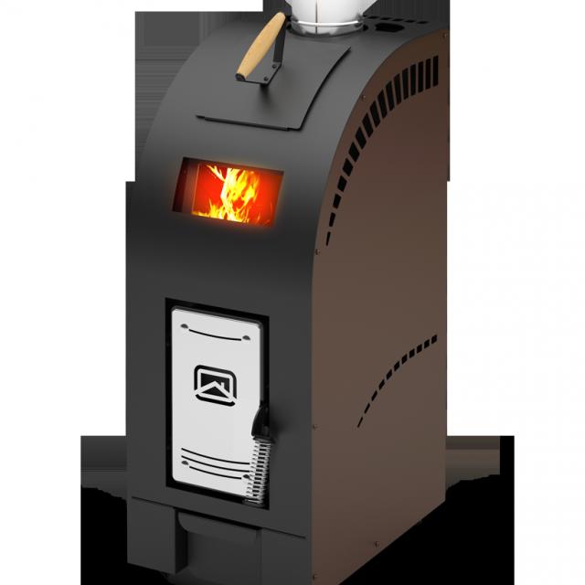Печь банная Теплодар Лагуна - 12ТУ