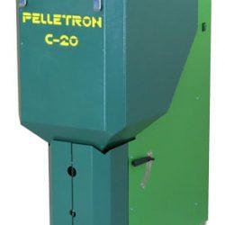 Котел твердотопливный Pelletron С20
