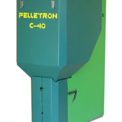 Котел твердотопливный Pelletron С40