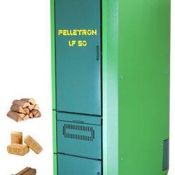 Котел твердотопливный Pelletron LF50