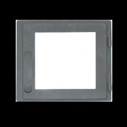 Дверь печная ДП308-1С стальная  (Мета)