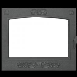 Дверь каминная Нормандия (ДК650-1А) купить каминную дверцу