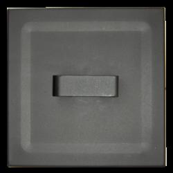 Дверь прочистная ДПР160-01 стальная