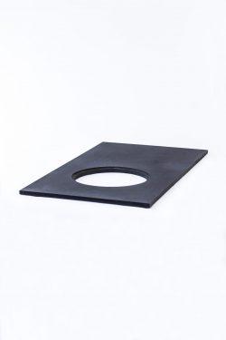 Плита стальная ПС-1 12 мм 400х700 НМК