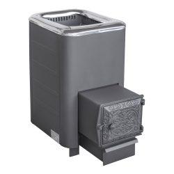 Печь банная Берёзка 15 универсальная (под бак 35 л. или т/о)