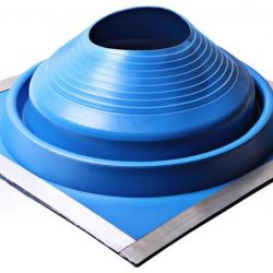 Проходник кровельный КОМБИ №4 (75-160) EPDM синий