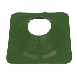 Проходник кровельный прямой №8 (178-330) силикон зелёный