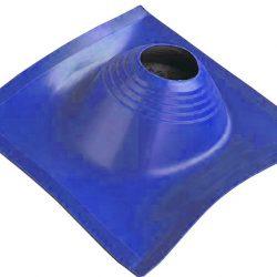 Проходник кровельный угловой №2 ПРОФИ (200-280) силикон синий