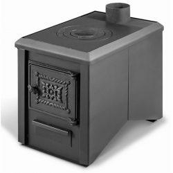 Печь отопительная Радуга ПО-5 (с чугунной плитой)