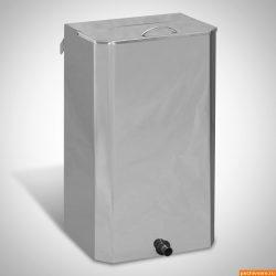 Бак навесной 55 л нерж 1 мм AISI 430 (Радуга)